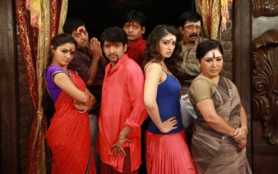 Aranmanai Songs Lyrics